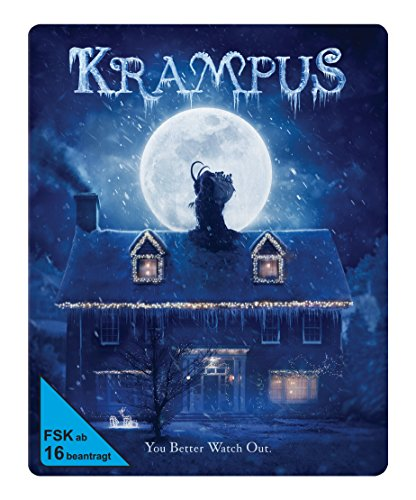 Krampus Steelbook