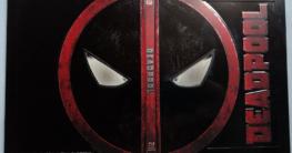 Deadpool Steelbook Außenansicht