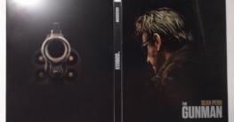 The Gunman Steelbook Spine