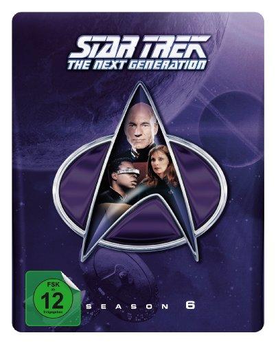 star-trek-the-next-generation-season-6-steelbook-exklusiv-bei-amazon-de-blu-ray-limited-collectors-edition