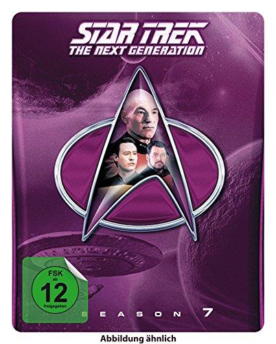 Star Trek: The Next Generation - Season 7 (Steelbook, exklusiv bei Amazon.de) [Blu-ray] [Limited Collector's Edition] [Limited Edition] -