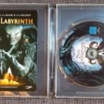 Pans Labyrinth Steelbook Innenseite mit Postkarte