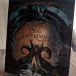 Pans Labyrinth Steelbook Vorderseite