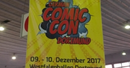 German Comic Con Dortmund Plakat