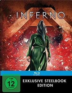 Inferno PopArt Steelbook