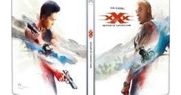 XXX - The Return of Xander Cage Steelbook aus Italien