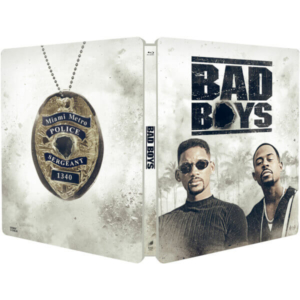 Bad Boys - Harte Jungs Zavvi uk exklusives Steelbook