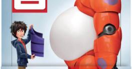 Baymax - Riesiges Robowabohu 3D (Inklusive 2D Version) Zavvi UK Exklusive Lentikular Steelbook Edition