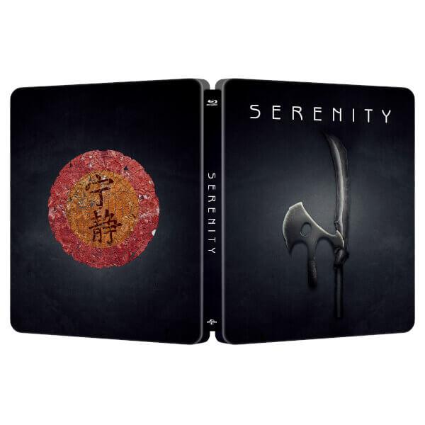 Serenity – Flucht in neue Welten Zavvi UK Exklusives Limited Edition Steelbook Blu-ray
