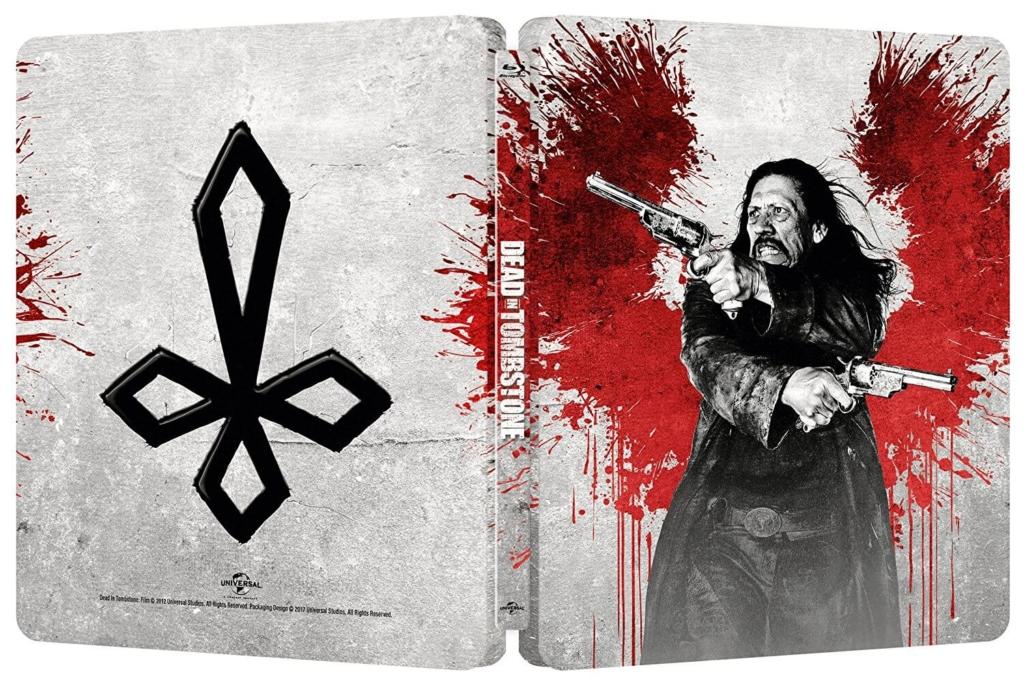 Dead in Tombstone Steelbook