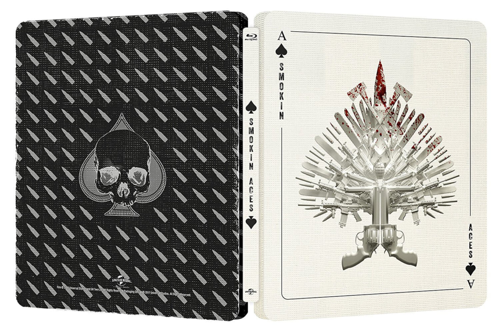 smokin aces steelbook
