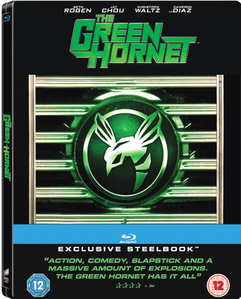 the green hornet steelbook