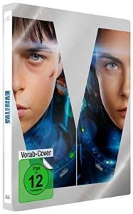 Valerian - Die Stadt der tausend Planeten Steelbook
