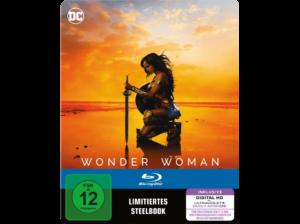 Wonder-Woman MediaMarkt Steelbook