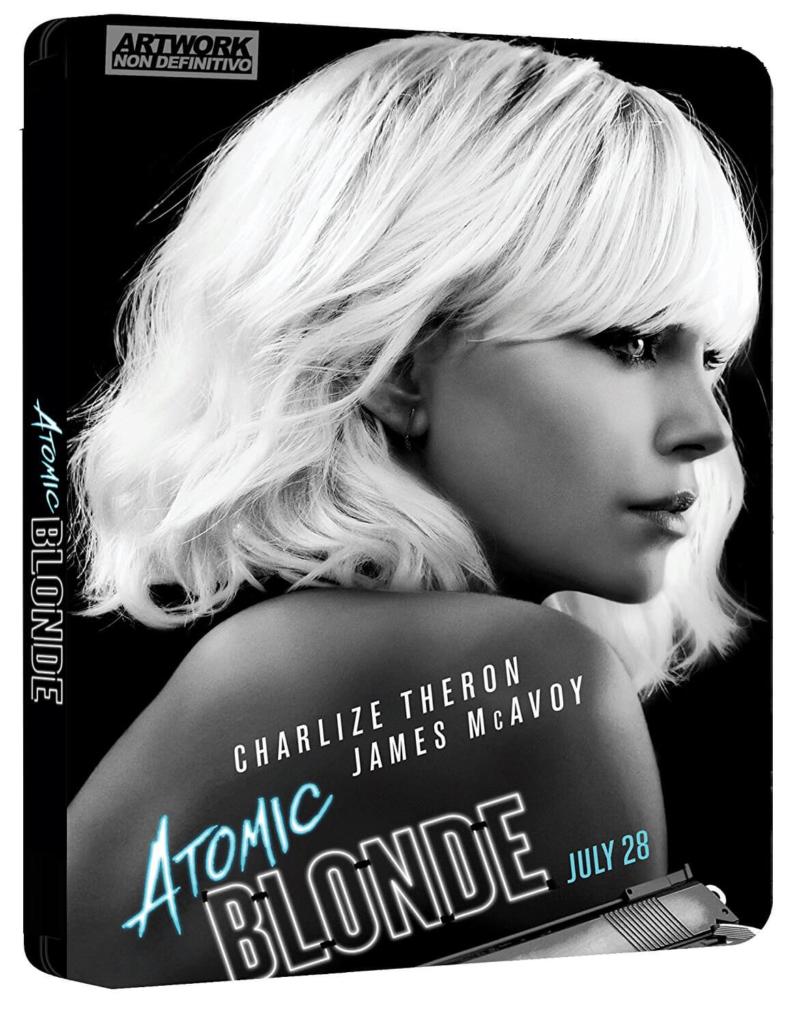 atomic blonde steelbook italien