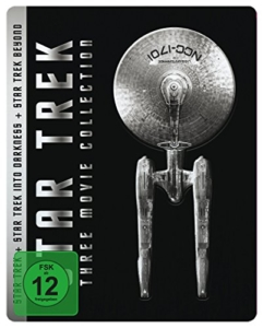 Star Trek - Three Movie Collection steelbook