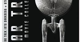 Star Trek - Three Movie Collection steelbook