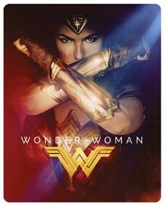 Wonder Woman Steelbook (exklusiv bei Amazon.de)