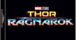 Thor Ragnarok Steelbook