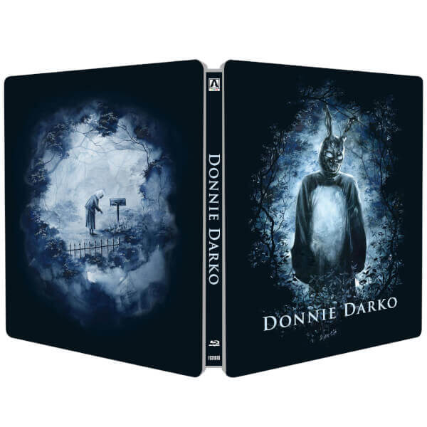 Donnie Darko Zavvi Steelbook