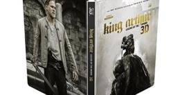 King Arthur: Legend Of The Sword Steelbook