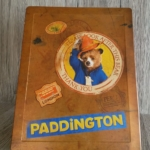 paddington blu-ray steelbook Vorderseite