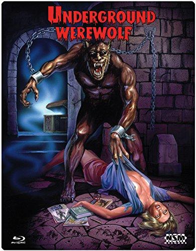 Undergrond Werewolf - Uncut - Futurepak [Blu-ray] mit 3D Lenticular