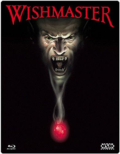 Wishmaster - Uncut - Futurepak [Blu-ray] mit 3D Lenticular