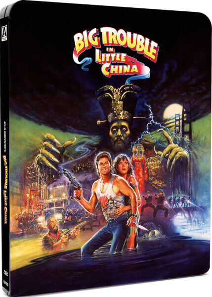 Big Trouble in Little China Zavvi Steelbook
