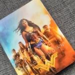 Wonder Woman Lenticular Slip quer