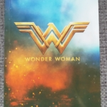 Wonder Woman Manta Lab Booklet