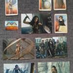 Wonder Woman Manta Lab Postkarten