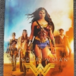 Wonder Woman Manta Lab Single Lenticular Full Slip