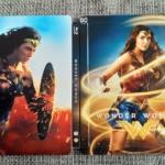 Wonder Woman Manta Lab Steelbook Außen