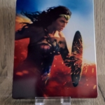 Wonder Woman Manta Lab Steelbook Rückseite