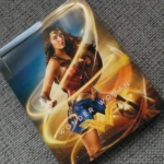 Wonder Woman Manta Lab Steelbook Vorderseite quer