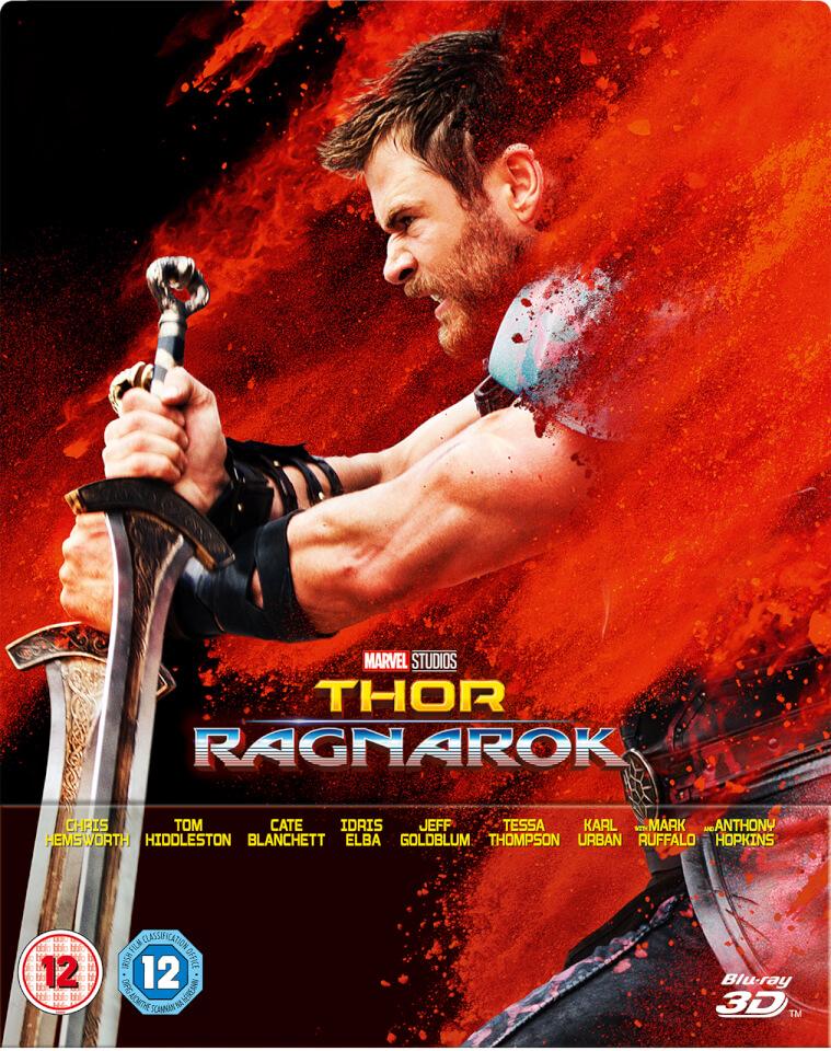 Thor: Der Tag der Entscheidung Zavvi Steelbook