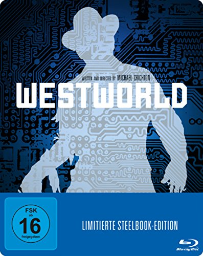 Westworld Steelbook (exklusiv bei Amazon.de)