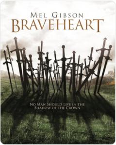 Braveheart - Zavvi Steelbook