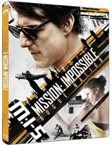 Mission impossible 5 Steelbook