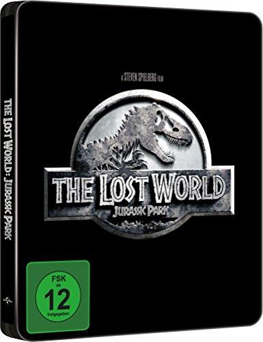Die vergessene Welt - Jurassic Park - Limited Steelbook Edition