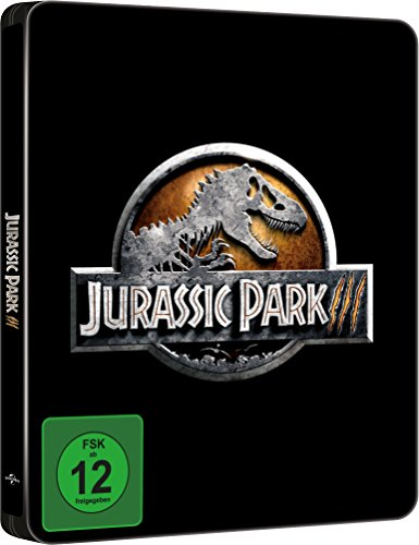 Jurassic Park 3 - Limited Steelbook Edition