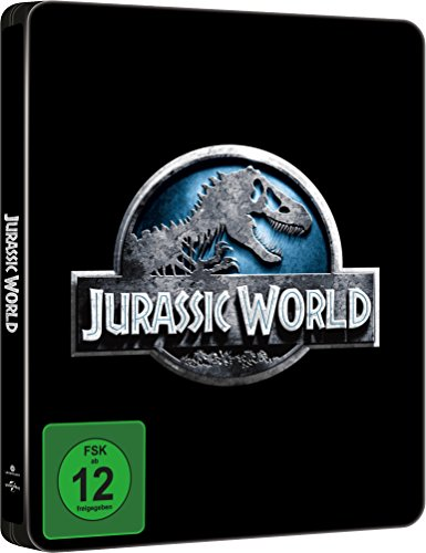 Jurassic World - Limited Steelbook Edition