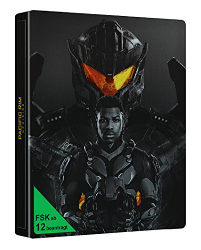 PACIFIC RIM: UPRISING (4k UHD) Limited Steelbook