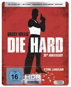 Stirb Langsam UHD Steelbook