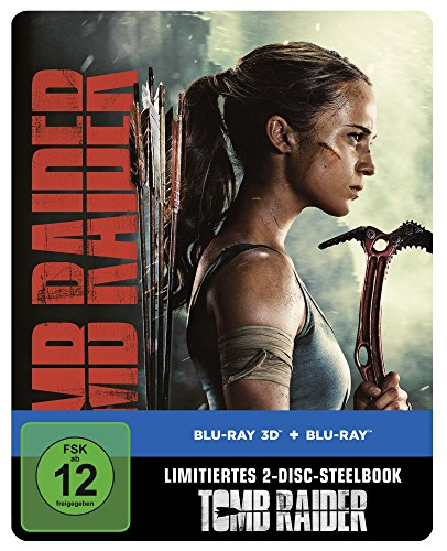 Tomb Raider 3D Steelbook (exklusiv bei Amazon.de)