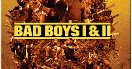 Bad Boys Zavvi Popart 4k Steelbook