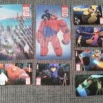 Baymax - Riesiges Robowabohu Novamedia Cards