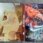 Baymax - Riesiges Robowabohu Novamedia Steelbook