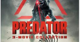 Predator Trilogie Zavvi Steelbook